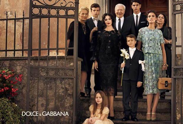 Get the look : décryptage de la pub Dolce & Gabbana
