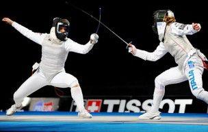 Lien permanent vers L'escrime – Les madmoiZelles & leur sport