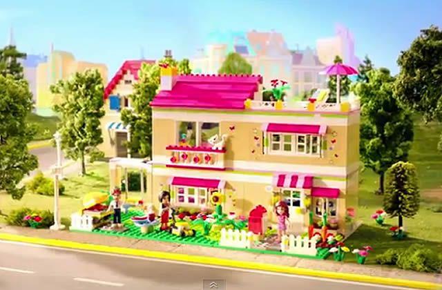 Lego Friends : le problème des Lego « pour filles »