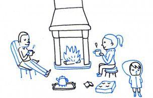 Lien permanent vers L'enfant, de Colas Gutman, illustré par Delphine Perret