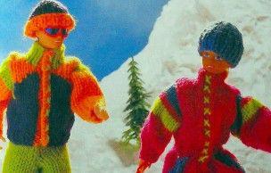 Lien permanent vers La mode au ski : adieu glamour