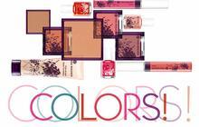 Colors, la nouvelle collection maquillage chez Yves Rocher