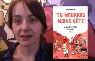 Lien permanent vers Marion Montaigne (Tu Mourras Moins Bête), l'interview