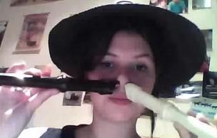 Lien permanent vers Le nasoflûte ou l'art de jouer de la flûte avec son nez