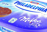 Lien permanent vers Le fromage Philadelphia sort en version… Milka