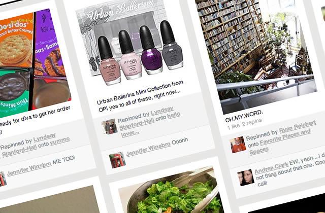 Pinterest, le tableau en liège sur ton écran