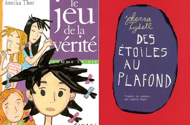 Deux romans suédois pour ta petite soeur