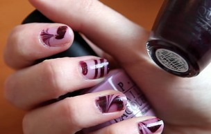 Lien permanent vers Tuto Nail-art : le Water Marble