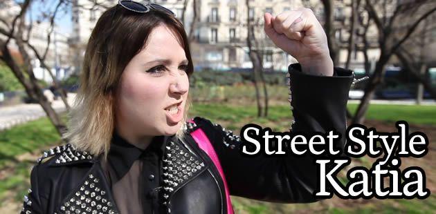 Street Style – Katia (Hey Dick Face)