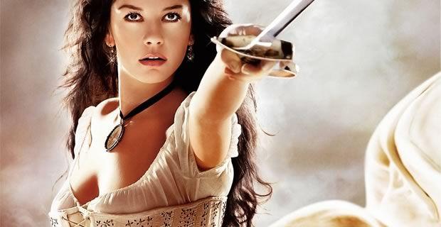 catherine zeta jones zorro Tendance Mexicaine : Zorro, sombreros et maracas