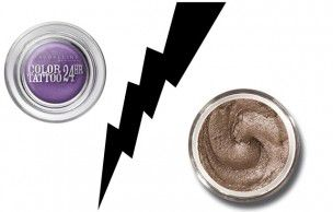 Lien permanent vers Color Tattoo de Gemey-Maybelline VS Aqua Cream de Make Up For Ever, le match