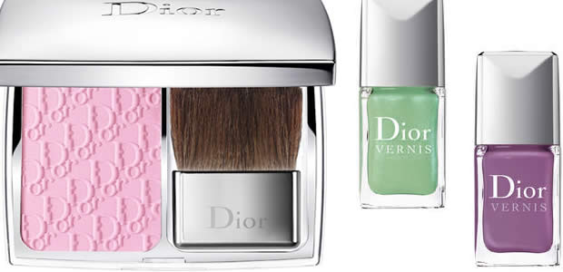 Garden party, la collection printemps 2012 de Dior dior3