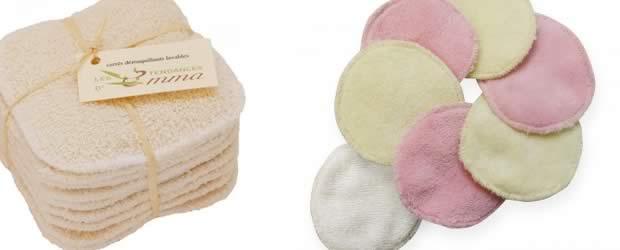 Disques à démaquiller lavables : pratiques ou non ? disque