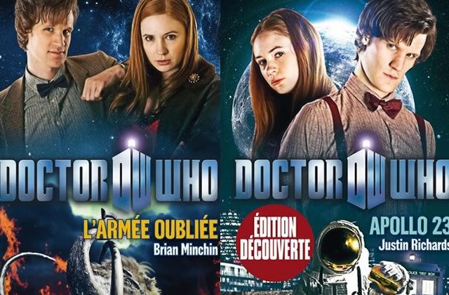 Doctor Who : le livre VS la série
