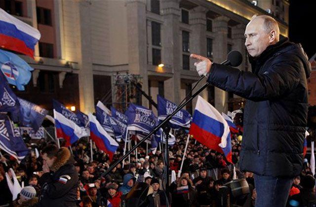Je veux comprendre… Vladimir Poutine élu avec plus de 64% des voix