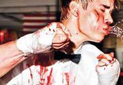 Lien permanent vers Justin Bieber se fait tabasser par un boxeur
