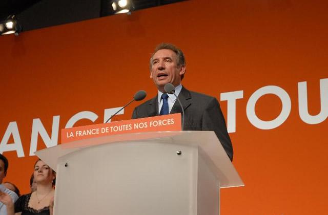 Meeting de François Bayrou – Orange, Ô des espoirs