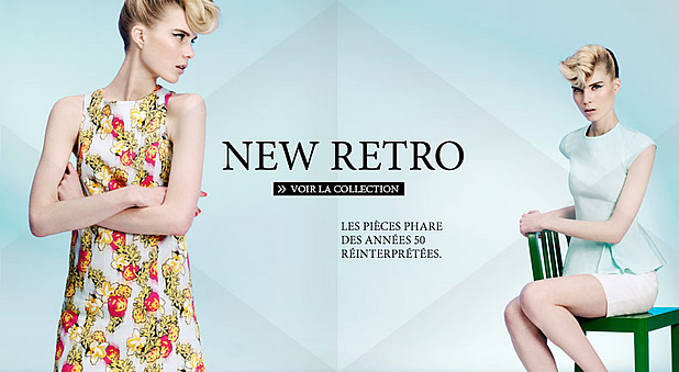 Zalando lance sa propre collection de vêtements et daccessoires new retro collection zalando