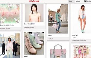Lien permanent vers 11 Pinterest Mode à suivre
