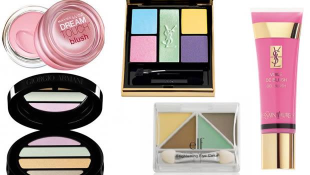 printemps4 10 produits de beauté indispensables pour le printemps 2012