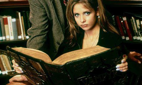 Buffy est elle féministe ?  Buffy the Vampire Slayer 001