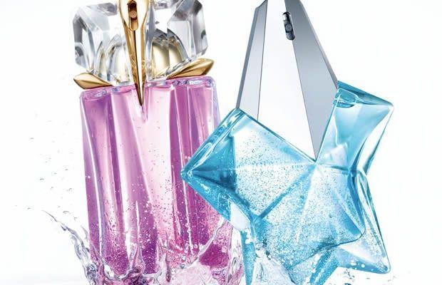 Aqua Chic Deux Nouvelles Déclinaisons Des Parfums Thierry Mugler
