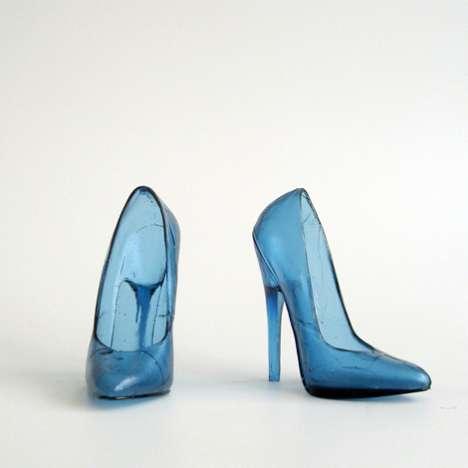 cinderella shoes59 Christian Louboutin va reproduire les chaussures de Cendrillon