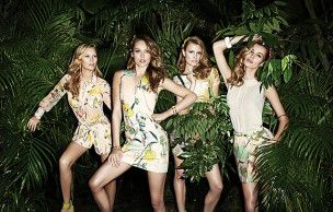 Lien permanent vers H&M Conscious Collection Printemps Été 2012