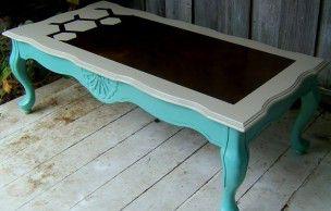 Lien permanent vers Petits espaces & petits budgets : customiser de vieux meubles