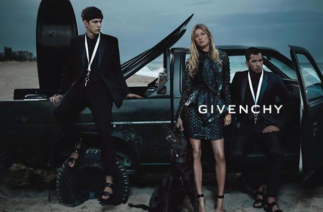 Get the look : décryptage de la pub Givenchy