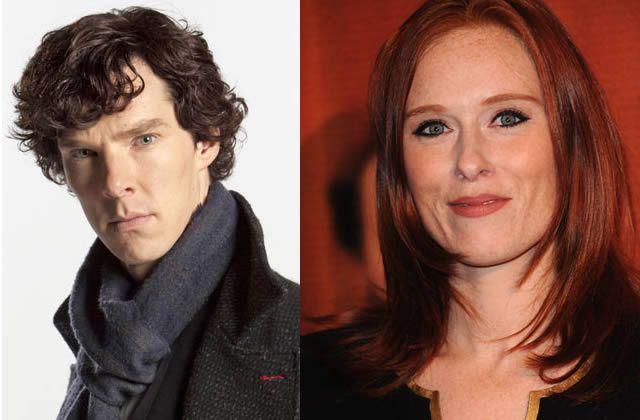 Benedict Cumberbatch et Audrey Fleurot, les fantasmes de la semaine