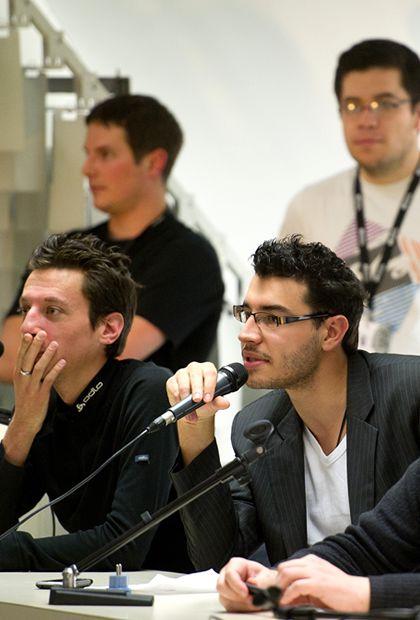 hackito ergo sum 2012 Interview de Matthieu, hacker professionnel