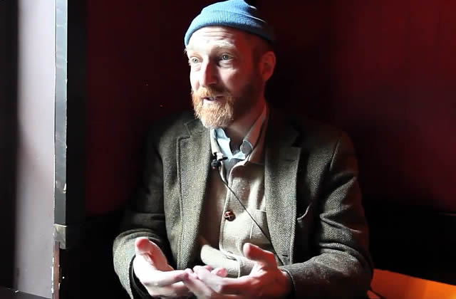 Jonathan Ames – l'interview