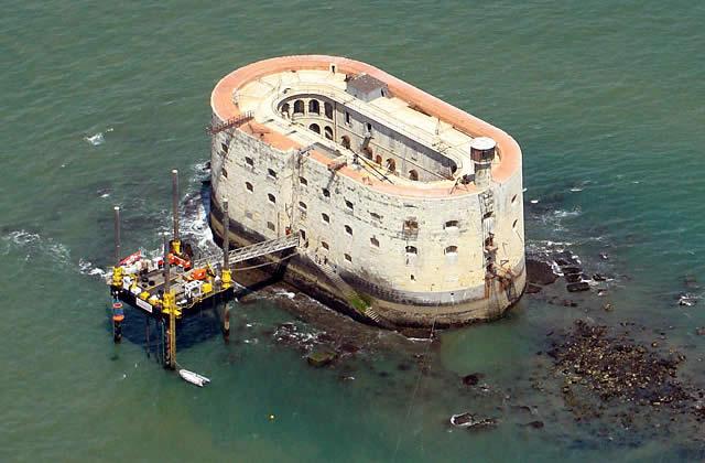 La fin de Fort Boyard