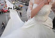 Lien permanent vers La plus longue robe de mariée du monde