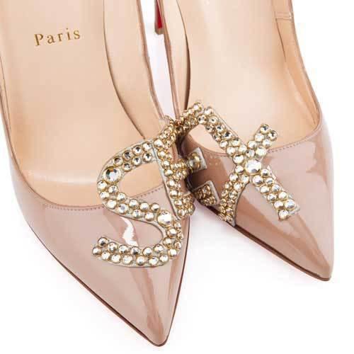 louboutin escarpins sex Les stilettos qui fument de Prada : le boom des chaussures cartoon