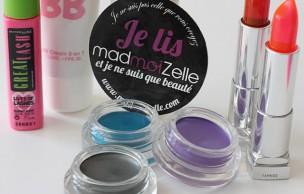 Lien permanent vers On a testé le maquillage pour les débutantes avec Gemey Maybelline