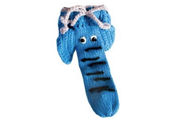 Les réchauffe-zizis en tricot, cette belle invention