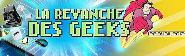 La Revanche des geeks le 28 avril 2012 sur Arte revanche geeks arte