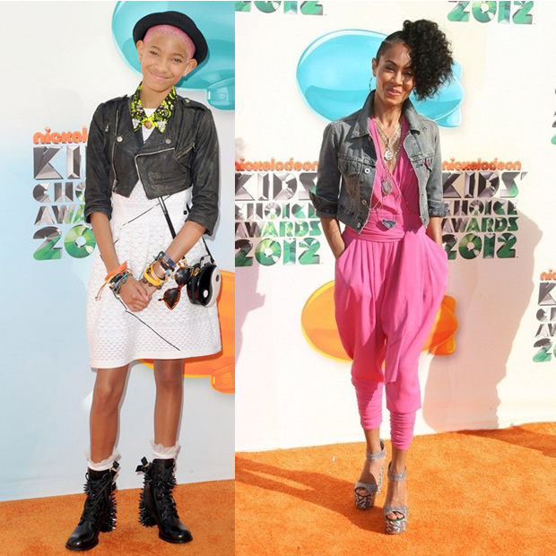Conseils pour adopter les tenues des Nickelodeon Kids Choice Awards 2012 robes nickelodeon 4