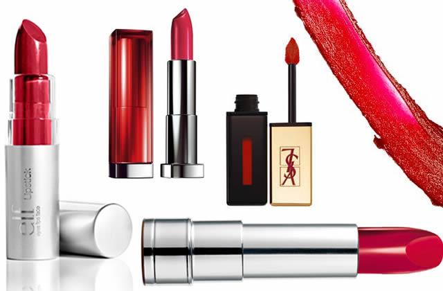 7 rouges à lèvres pour se la jouer femme fatale