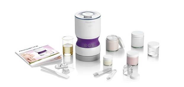 rowenta Rowenta invente une machine pour faire ses propres cosmétiques