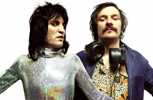 The Mighty Boosh   Les meilleures séries UK #3 the mighty boosh