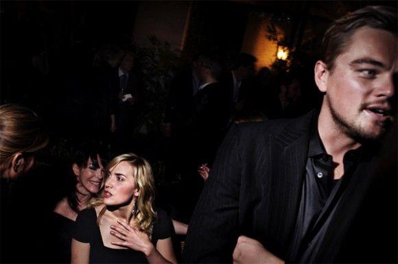 Paolo Pellegrin Winslet Di Caprio 580x385 Dies Irae, la rétrospective de Paolo Pellegrin à Paris