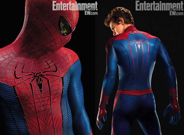 Spider Man 4 / The Amazing Spider Man : nouvelle bande annonce ! andy