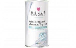 Lien permanent vers Bain de beauté relaxant au yoghourt de Belle à Croquer : le test