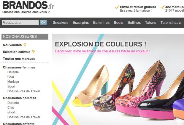 Brandos.fr, un nouvel e shop de chaussures brandos1