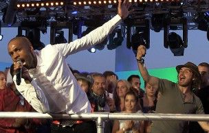 Lien permanent vers Cannes 2012 – Maxime s'incruste au Grand Journal avec Skip The Use