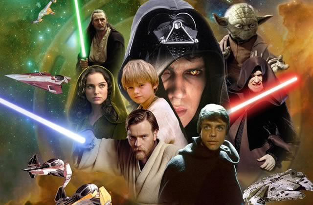 Dis Google, pourquoi Star Wars…?