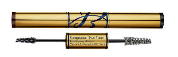 Mascara Sumptuous Two Tone dEstée Lauder : le test estee0